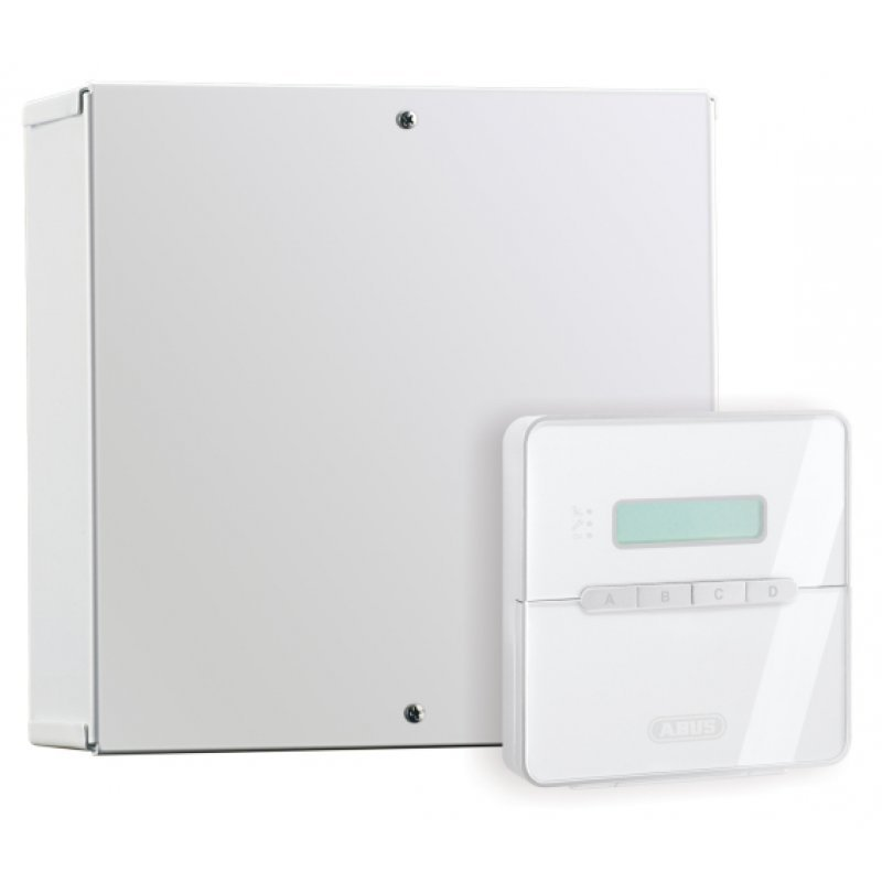 abus az4150 alarmzentrale terxon mx kompakt alarmanlage hybridalarmzentrale 269 00 abus sic. Black Bedroom Furniture Sets. Home Design Ideas