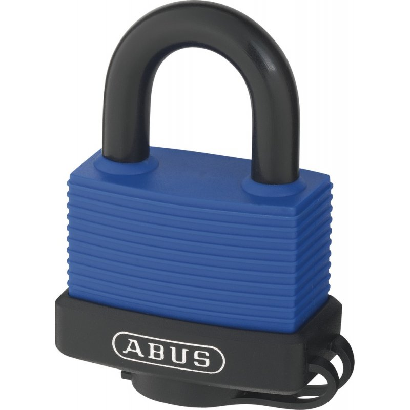 abus aqua safe 70ib 45 vorhangschloss mit edelstahlb gel gleichschlie end 13 58. Black Bedroom Furniture Sets. Home Design Ideas