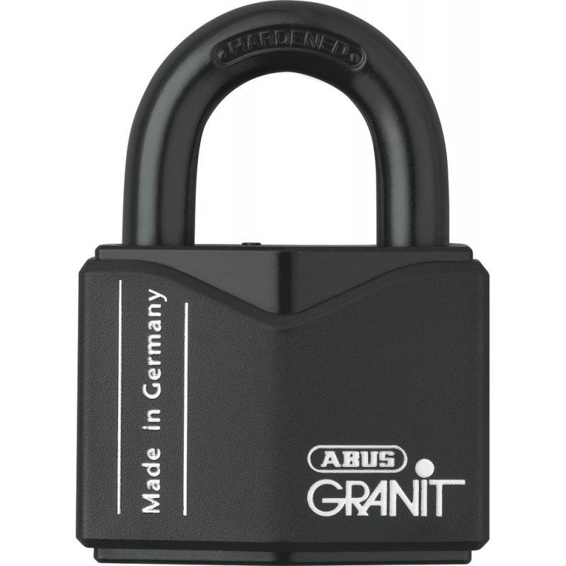 abus granit plus 37 55 vorhangschloss spezialgeh rtet. Black Bedroom Furniture Sets. Home Design Ideas