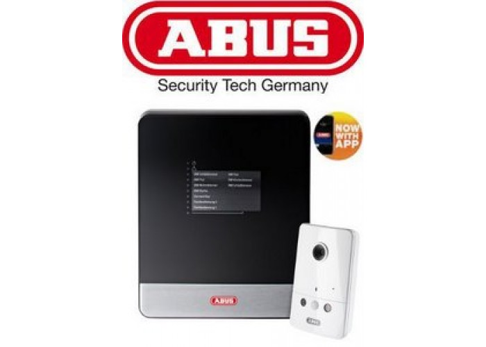 abus alarmanlage set abus terxon sx complete package az4301 abus nutfix solid axle set. Black Bedroom Furniture Sets. Home Design Ideas