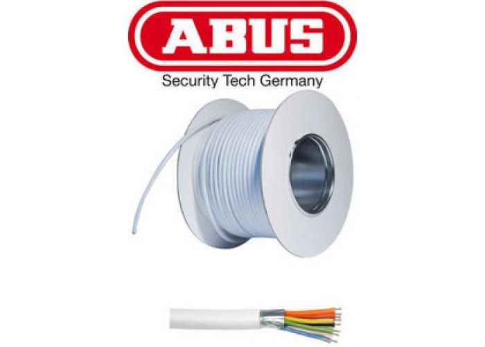 abus az6360 alarmkabel 50m f r alarmanlagen kabel ebay. Black Bedroom Furniture Sets. Home Design Ideas