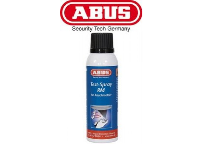 abus rm0010 pr fgas f r optische rauchmelder test spray 23. Black Bedroom Furniture Sets. Home Design Ideas