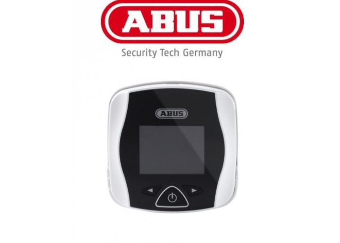 abus tvac80000a digitaler hd t rspion haust r berwachung ebay. Black Bedroom Furniture Sets. Home Design Ideas