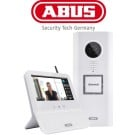"ABUS CASA31000 Eycasa Set Funk Video-Türsprechanlage 7"" Touchscreen Farbdisplay"