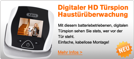 ABUS Digitaler HD Türspion