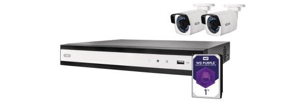 ABUS Netzwerk Videoüberwachungssysteme