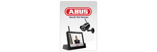 ABUS Funk-Sets Videoüberwachung