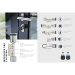 ABUS       wAppLoxx    PRO Zylinder. Die...