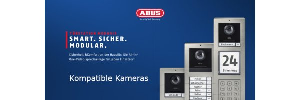 ABUS ModuVis kompatible IP Kameras