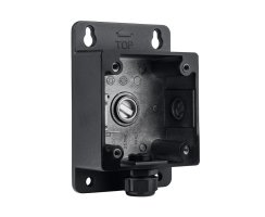 ABUS TVAC31460X Installationsbox schwarz für IP Mini Dome...