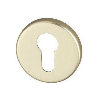 ABUS RH 414 Sicherheits Rosette Schutz neusilber