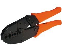 ABUS TV8613 Hochwertige BNC Crimpzange Profi Werkzeug