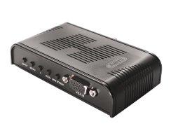 ABUS TVAC20001 Video BNC und S-Video Konverter zu VGA