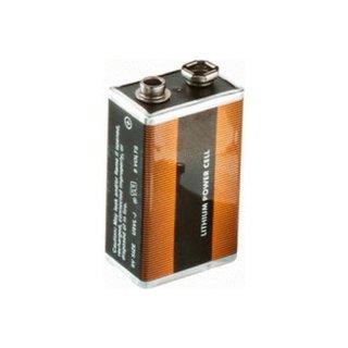 ABUS FU2993 Ersatzbatterie für Secvest Funk-Rauchmelder und Heimrauchmelder