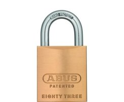 ABUS Spezialschloss Platinum Euro 83/45 Vorhangschloss...