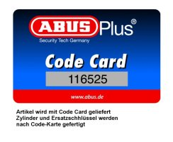 ABUS ConHasp Granit Containerschloss VdS 215/100+37/55HB100 ConLock gleichschließend