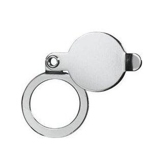 ABUS Sichtschutzblech f Türspion 2200 Zubehör silberfar