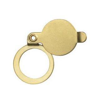 ABUS Sichtschutzblech f Türspion 2200 Zubehör goldfarben