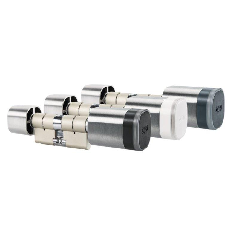 ABUS wAppLoxx PRO Zylinder WLX Pro Doppelknaufzylinder Leser außen