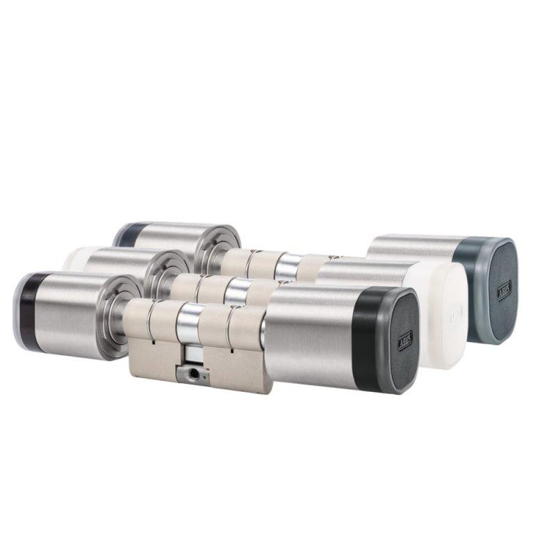 ABUS wAppLoxx PRO Zylinder WLX Pro Doppelknaufzylinder Leser beidseitig