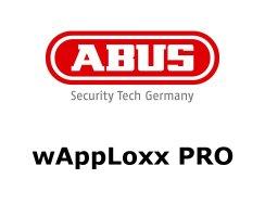 ABUS wAppLoxx Pro Wandleser Set IP44 Access schwarz WLX...