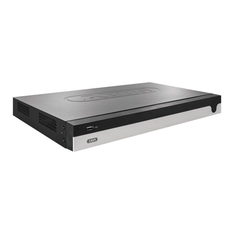 ABUS NVR10020P PoE Netzwerkvideorekorder 8 Kanal (NVR) mit 3 TB Festplatte