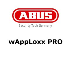ABUS wAppLoxx Pro Wandleser Set IP44 Access Industrial...