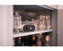 ABUS PPIC90200 Wlan Akku Kamera m Basisstation 2er Set Überwachungskamera B-Ware