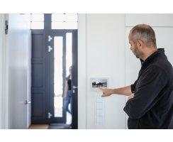 ABUS ModuVis 2-Draht Set mit WiFi Monitor Türsprechanlage Einfamilienhaus
