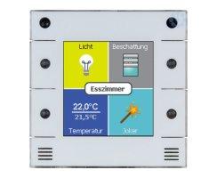 digitalSTROM EFFEKT u-lux Switch dS weiss...