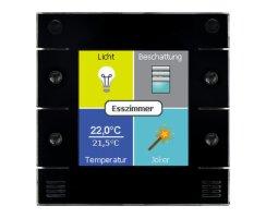 digitalSTROM EFFEKT u-lux Switch dS schwarz...