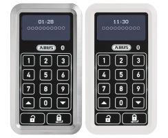 ABUS HomeTec Pro Bluetooth Tastatur CFT3100 weiß...