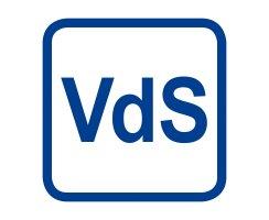 ABUS TAS112 B EK braun Tür Zusatzsicherung Einbruchschutz gegen Aufhebeln TAS 112