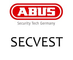 ABUS FUMK50010W Secvest Funk-Öffnungsmelder (FSL) weiss mit Batterie
