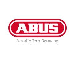 ABUS Feuerschutztür Schutzbeschlag KFG FS rund schwarz beidseitig Drücker