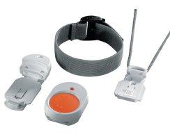 ABUS FUAT50000 Secvest Funk-Notrufsender Überfall Notruf Pflegenotruf