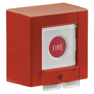 ABUS FUAT50020 Secvest Funk-Feuer-Melder Funk-Feuertaster Feueralarm