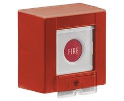 ABUS FUAT50020 Secvest Funk-Feuer-Melder Funk-Feuertaster...