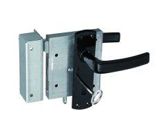 ABUS ASS HF BB Aufschraubschloss mit hebender Falle rechte und linke Türen und Tore