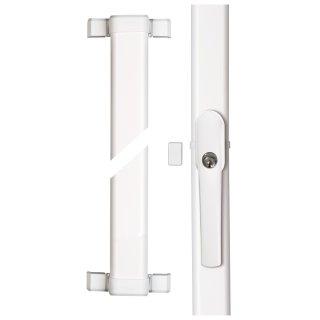 ABUS FUFT50032W weiß Secvest Funk-Fensterstangenschloss FOS 550 E AL0145