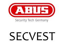 ABUS FUFT50040B Secvest Funk Fenstergriff FG 350 E  braun Fenster Melder Einbruch