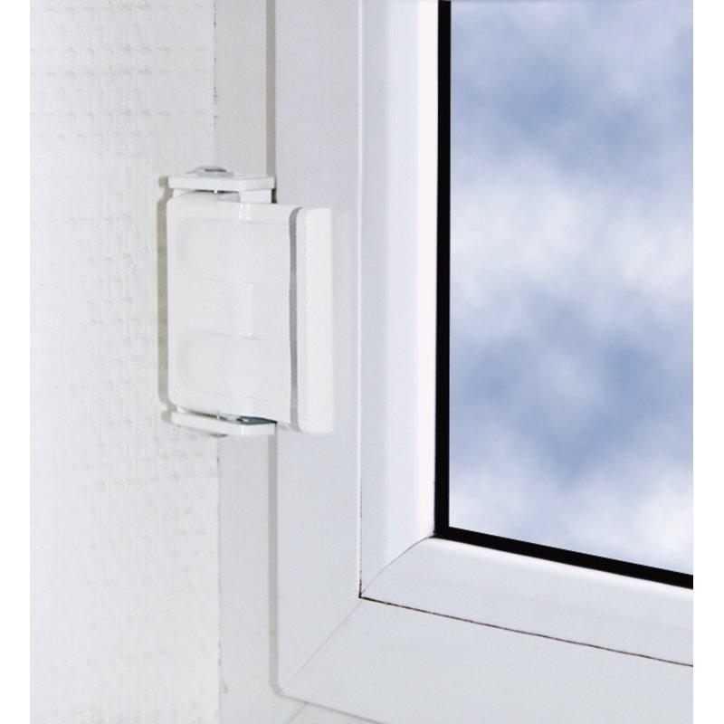 Einbruchschutz sicherungswinkel abus sicherheitstechnik for Fenster einbruchschutz