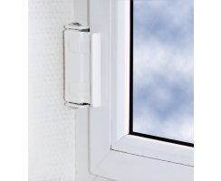 ABUS SW2 B braun Universelle Fenster Türsicherung Einbruchschutz