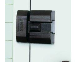 ABUS SR30 B EK braun Universal Zusatzschloss Fenstern Türen Einbruchschutz