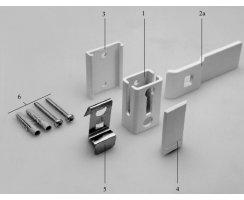ABUS SW10 W EK weiß Sicherheitswinkel Fenster Türsicherung Einbruchschutz