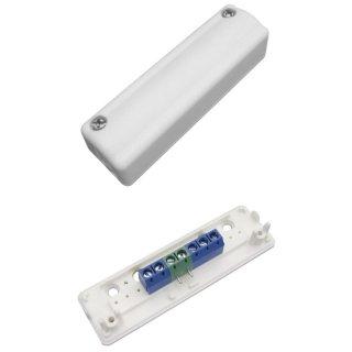 ABUS VT5001W Aufputz Schraubverteiler aP 5-polig weiß