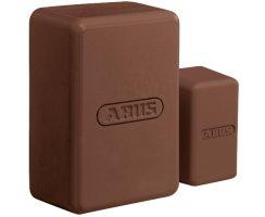 ABUS FUMK50020B Secvest Mini Funk Öffnungsmelder braun mit Batterie
