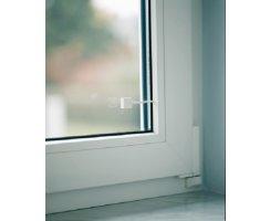 ABUS FU7300W Glasbruchmelder potentialfrei PGM weiß