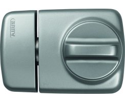 ABUS 7510 S silbern Tür-Zusatzschloss für...