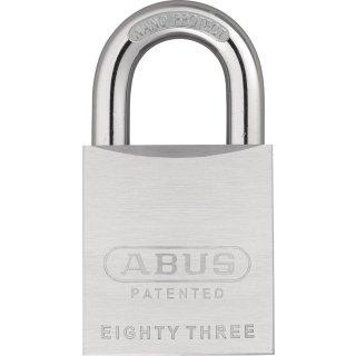 ABUS Vorhangschloss 83/50 gleichschließend zu EC550 Türzylinder